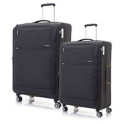 American Tourister® Crosslite Spinner Checked Luggage