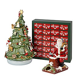 Villeroy & Boch Christmas Figurine Collection
