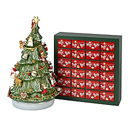 Villeroy & Boch Christmas Memory 26-Piece Advent Calendar Set