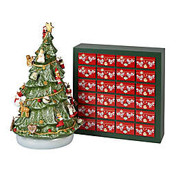 Villeroy & Boch Christmas Memory 26-Piece Advent Calendar Set