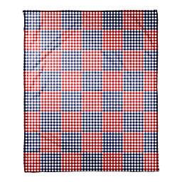 Designs Direct American Buffalo Check Throw Blanket