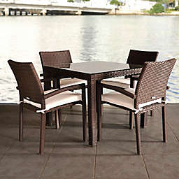 Atlantic Liberty 5-Piece Patio Dining Set