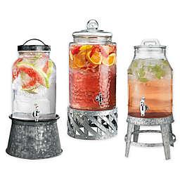 Fiddle & Fern Beverage Dispenser Collection