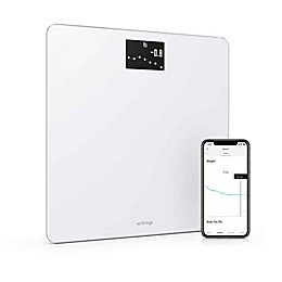 Withings Body  Weight, BMI & Wi-Fi Smart Scale with Smartphone App