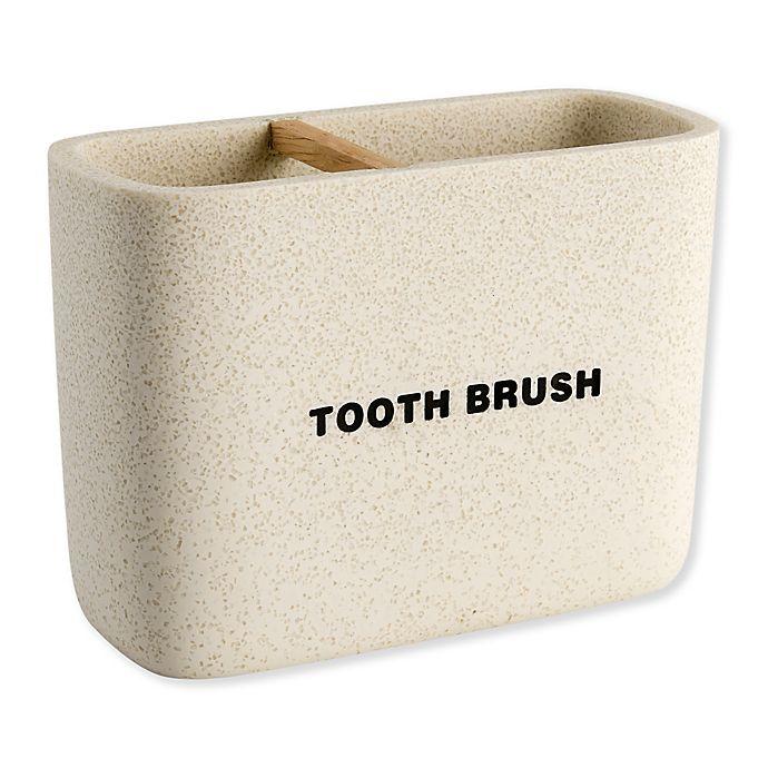 Alternate image 1 for Nava Toothbrush Holder