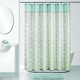 Allure Home Creation Balmoral Shower Curtain