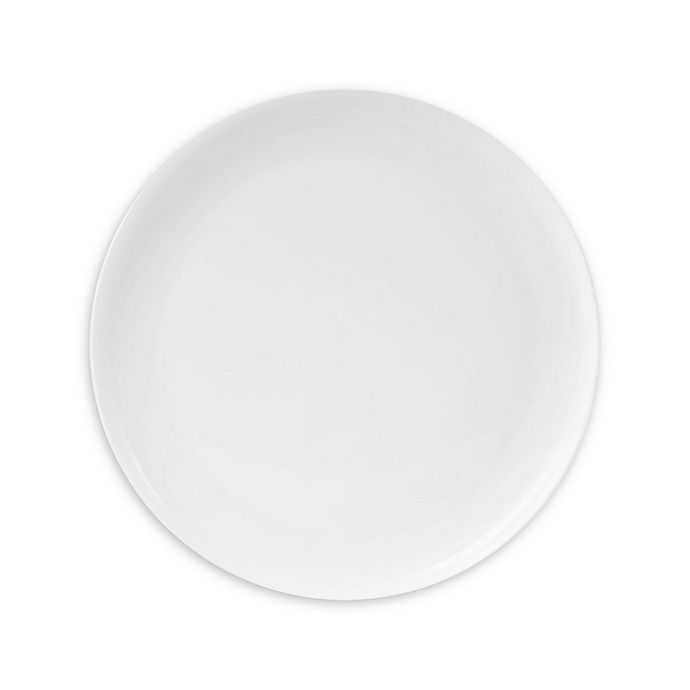 Alternate image 1 for Nevaeh White® by Fitz and Floyd® Coupe Salad Plates (Set of 6)