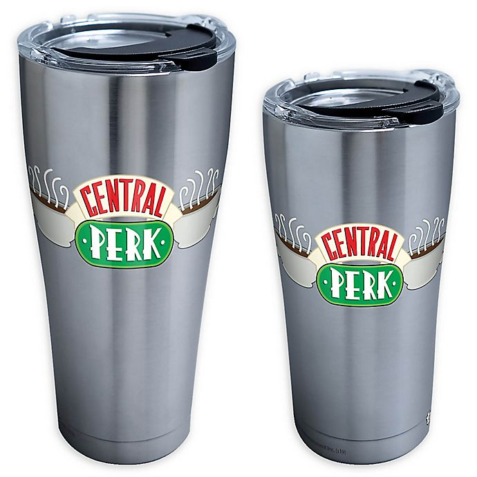 Alternate image 1 for Tervis® Friends Central Perk Stainless Steel Tumbler with Lid