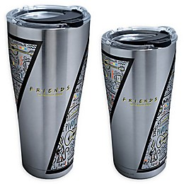 Tervis® Friends Pattern Stainless Steel Tumbler with Lid