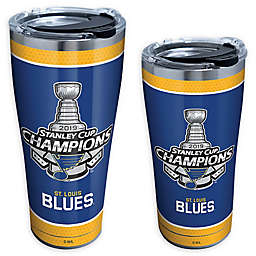 Tervis® NHL St. Louis Blues 2019 Stanley Cup Champs Stainless Steel Tumbler with Lid