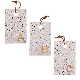 Artisanal Kitchen Supply® Terrazzo Monogram Cheese Board