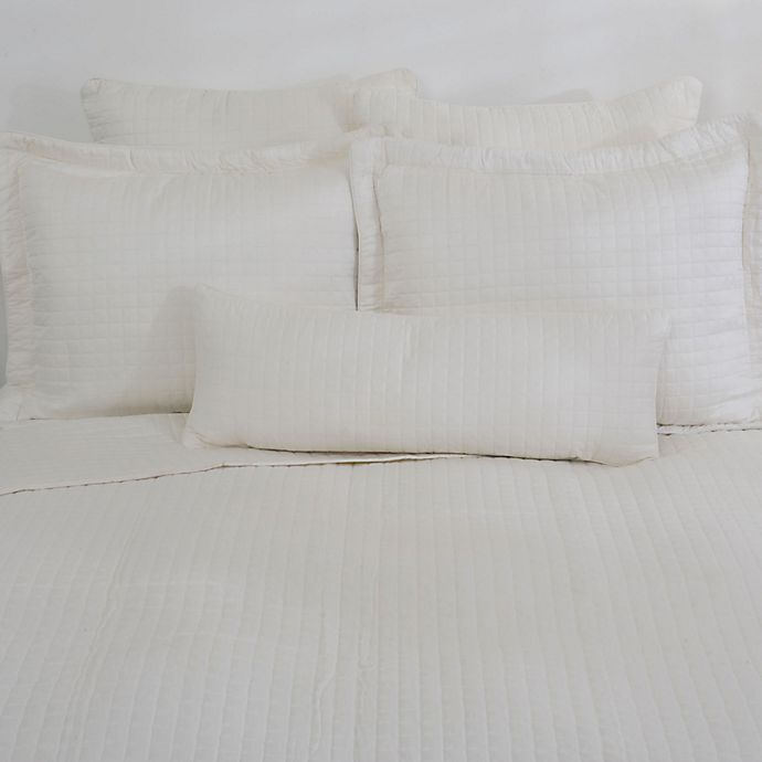 Alternate image 1 for Downtown Company Urban Quilted Pillow Sham