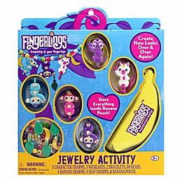 Tara Toys Fingerlings 99-Piece Jewelry Activity Craft Set