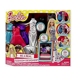 Barbie™ Be A Fashion Designer