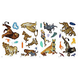 RoomMates® 26-Piece The Lion King Character Peel & Stick Medium Wall Decal Set