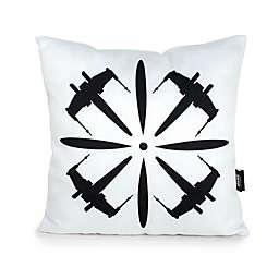Star Wars™ Rebel Oblong Indoor/Outdoor Lumbar Throw Pillow in White