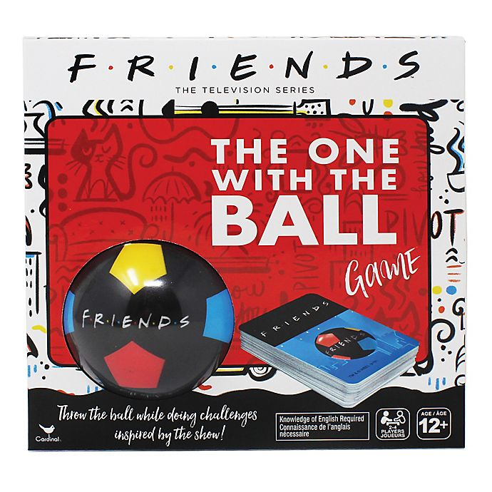 Alternate image 1 for Spin Master™ Friends: The One With The Ball Game