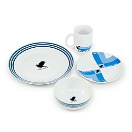 Harry Potter™ Houses of Hogwarts Ravenclaw 16-Piece Porcelain Dinner Set
