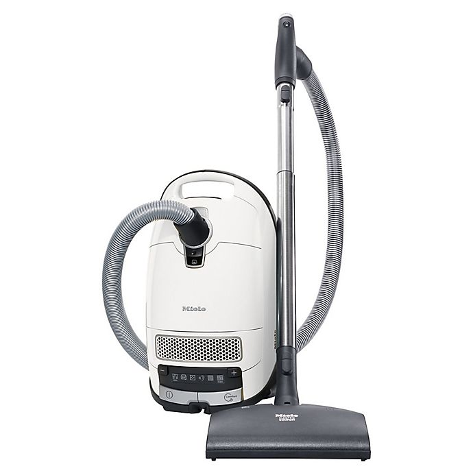 Alternate image 1 for Miele Complete C3 Excellence Vacuum in Lotus White