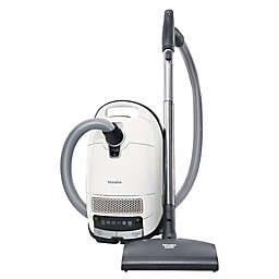Miele Complete C3 Excellence Vacuum in Lotus White