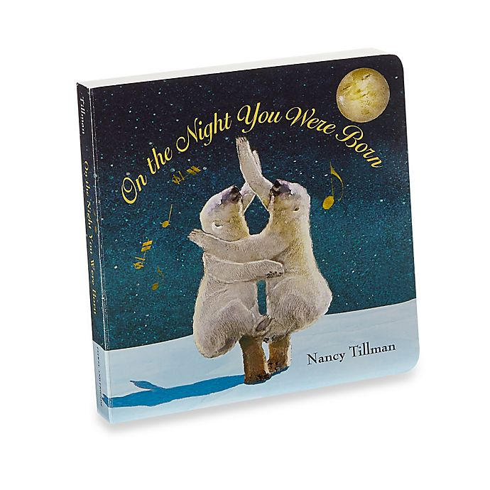Alternate image 1 for On The Night You Were Born Board Book