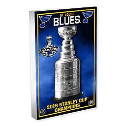 NHL St. Louis Blues 2019 Stanley Cup Champions 3D Acrylic BlocKart