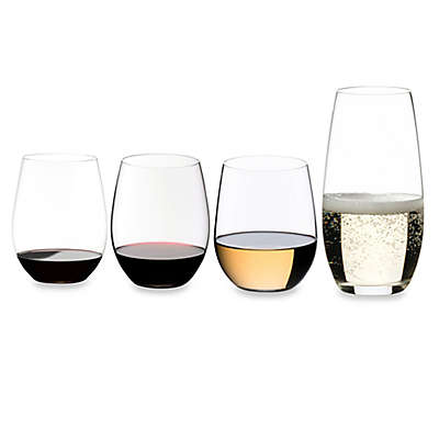 Riedel® O Stemless Wine Glass Collection