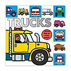 LIft-the-Flap Tab: Trucks Board Book