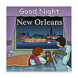 Good Night Board Book in New Orleans