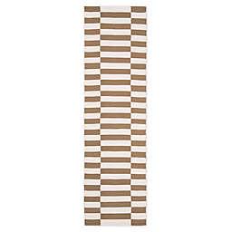 Lauren Ralph Lauren® Ludlow Stripe 2'3 x 8' Runner in Sepia