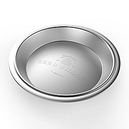 Bee and Willow™ Home 10-Inch Pie Pan in Silver