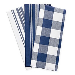Elrene Farmhouse Living Kitchen Towels (Set of 3)