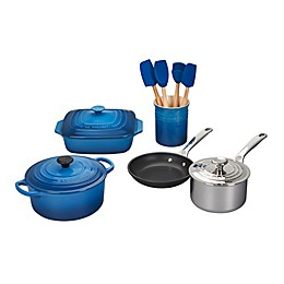 Le Creuset® 12-Piece Mixed Material Cookware Set