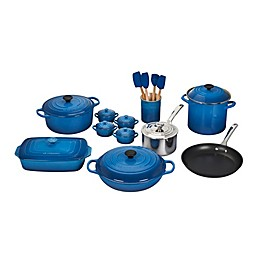 Le Creuset® 20-Piece Mixed Material Cookware Set