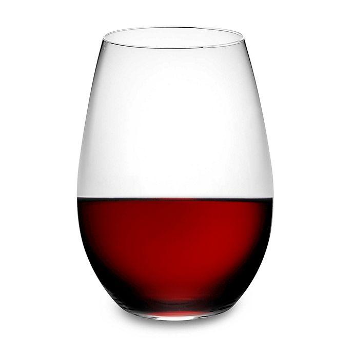 d07c8a38fab Riedel® O Syrah/Shiraz Stemless Wine Glasses (Set of 2) | Bed Bath ...
