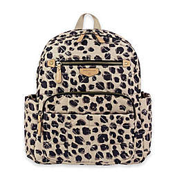 TWELVElittle Companion Leopard Backpack Diaper Bag