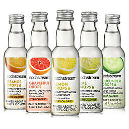 SodaStream® 5-Piece Fruit Drops Citrus Variety Pack