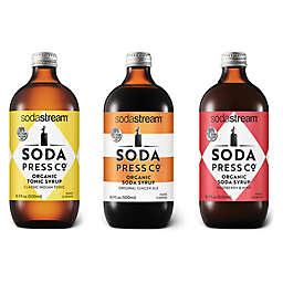SodaStream® Soda Press 3-Piece Craft Mixers Variety Pack
