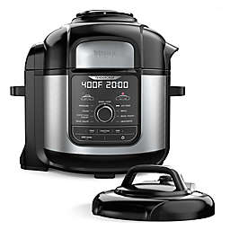 Ninja® Foodi™ 8 qt. 9-in-1 Deluxe XL Pressure Cooker & Air Fryer in Stainless Steel