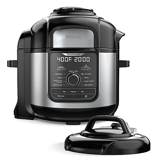 Alternate image 1 for Ninja® Foodi™ 8-qt. 9-in-1 Deluxe XL Cooker