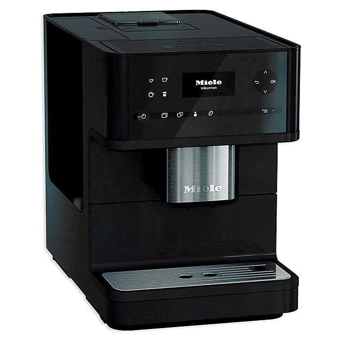 Alternate image 1 for Miele® CM 6150 Countertop Coffee Machine