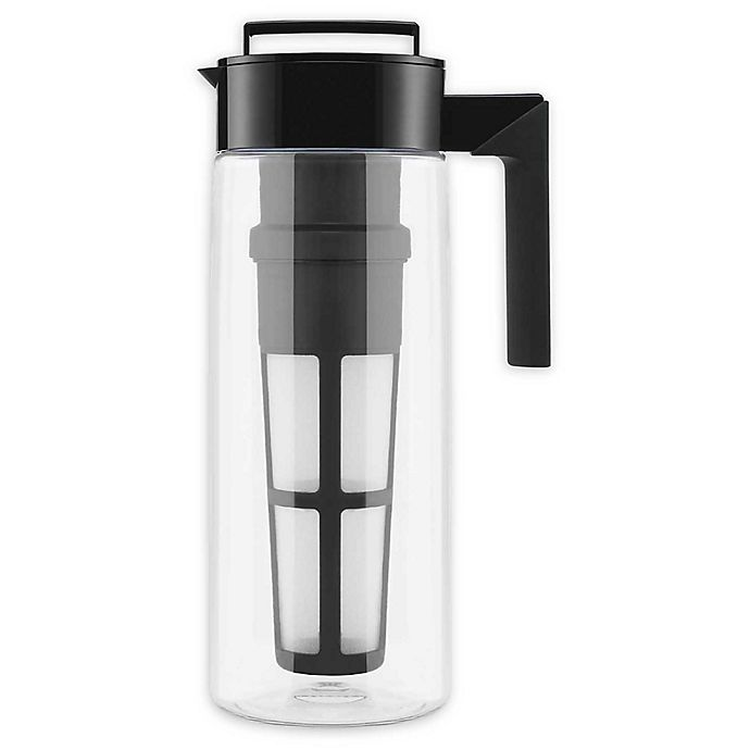 Takeya Cold Brew Coffee Maker In Black Bed Bath Amp Beyond