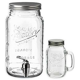 Mason Craft & More Mason Jar Drinkware Collection