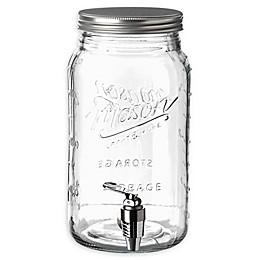 Mason Craft & More Mason Jar Drink Dispenser