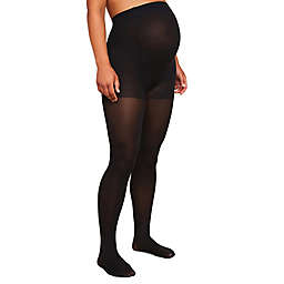 Motherhood Maternity® Opaque Maternity Tights in Black