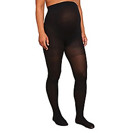 Motherhood Maternity® Support Maternity Tights in Black