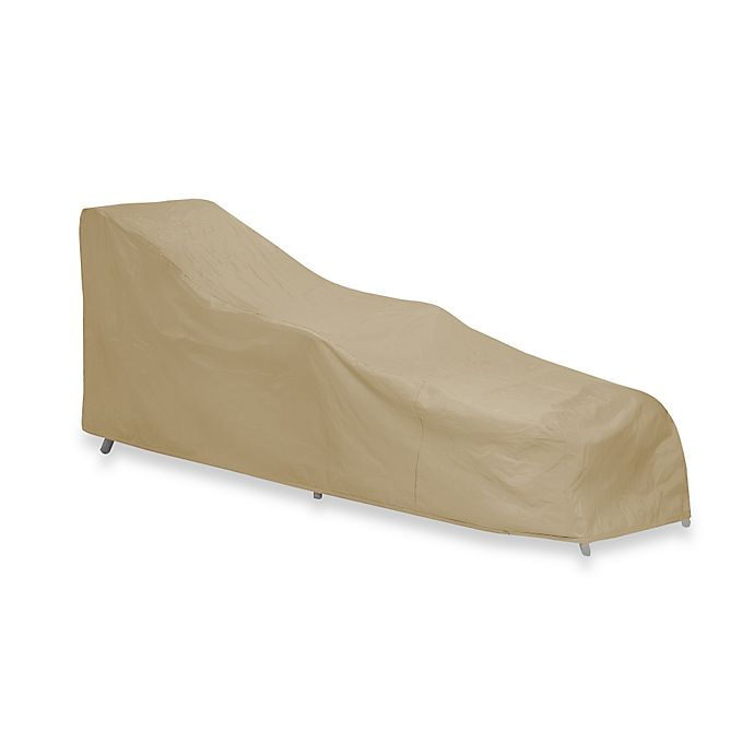 Alternate image 1 for Protective Covers by Adco Chaise Lounge Chair Cover
