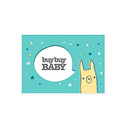 Baby Multicolor Ornaments Gift Card