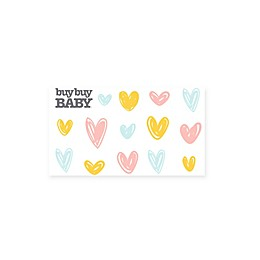 Baby Hearts Gift Card