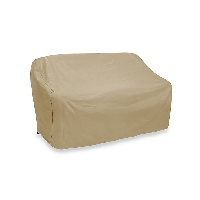 Sofa Covers Oversized: Protective Covers By Adco Oversized 3-Seat Wicker Sofa
